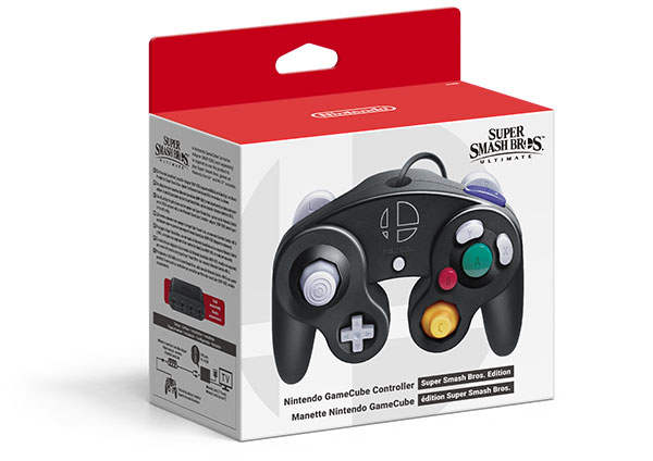 Nintendo GameCube Controller Super Smash Bros. edition